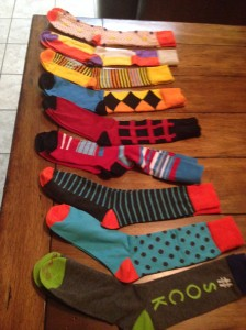 my sock game is amazing