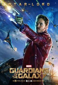 Chris Pratt as Star Lord