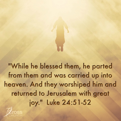 Luke 24.51-52